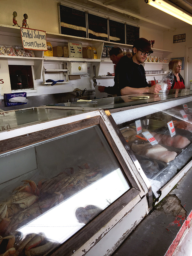 Great Seafood found at Barnacle Bills in Lincoln City - A Well Crafted Party
