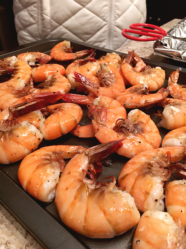 Fresh Seafood is a MUST when vacationing on the coast - A Well Crafted Party