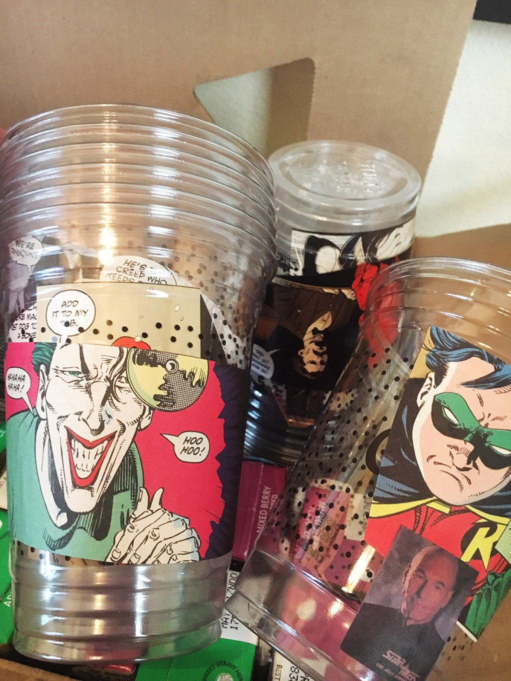 Comic Book Party Prep - A Well Crafted Party