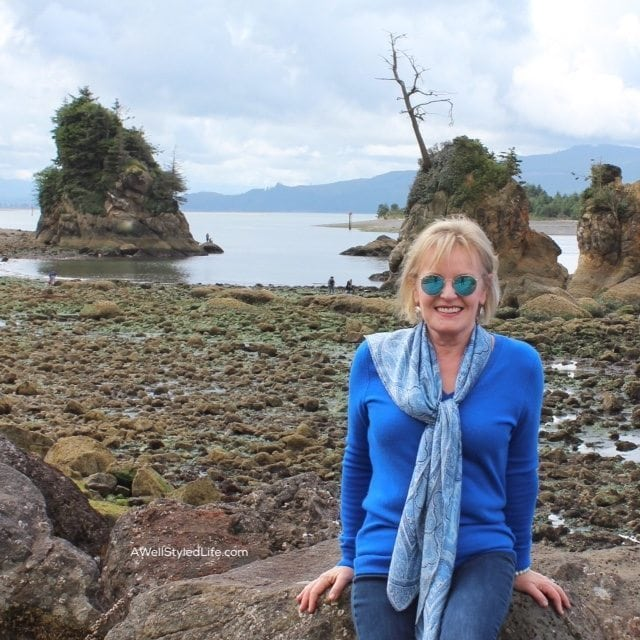 Style Over 50: Out & About on the Oregon Coast