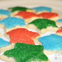 The Most Awesome Ever Sour Cream Sugar Cookies