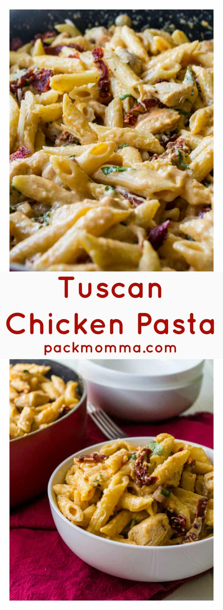 Large Of Tuscan Chicken Mac And Cheese