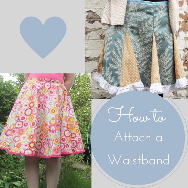 How to Attach a Waistband