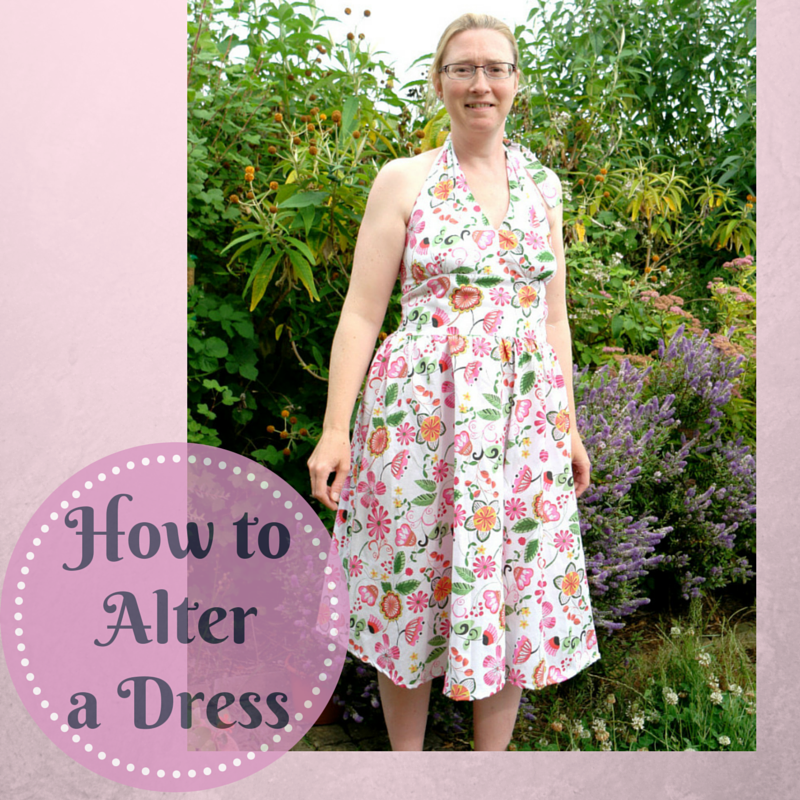 How to Alter a Dress
