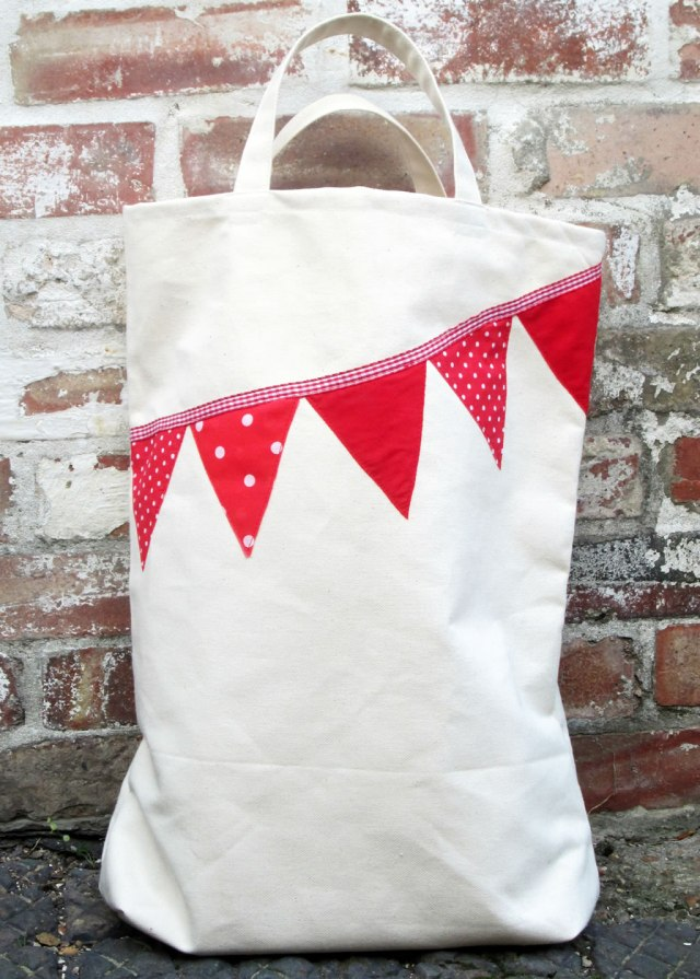 shopping bag tutorial