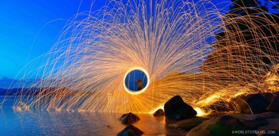 Steel wool phography tutorial - A World to Travel-20