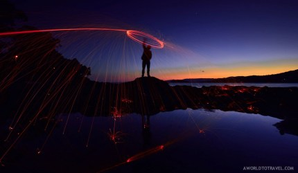 Steel wool phography tutorial - A World to Travel-31