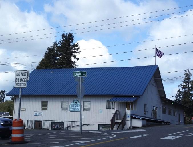 A Ferry Trip to Port Townsend, Washington
