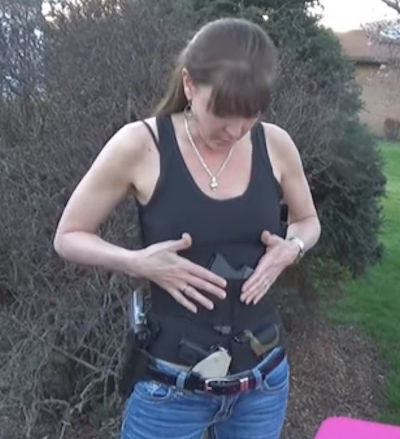 Kelly of Armed and Feminine