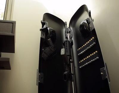 Gun Box Sentinel