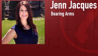 Jenn Jacques, Bearing Arms Against Domestic Violence
