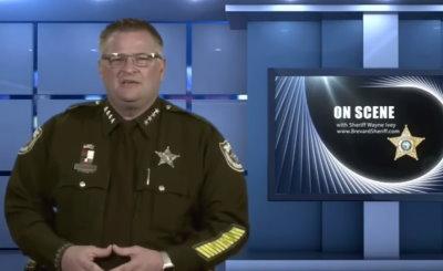 Sheriff Wayne Ivey (screen grab)