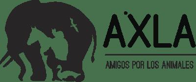 AXLA - Amig@s X los animales logo