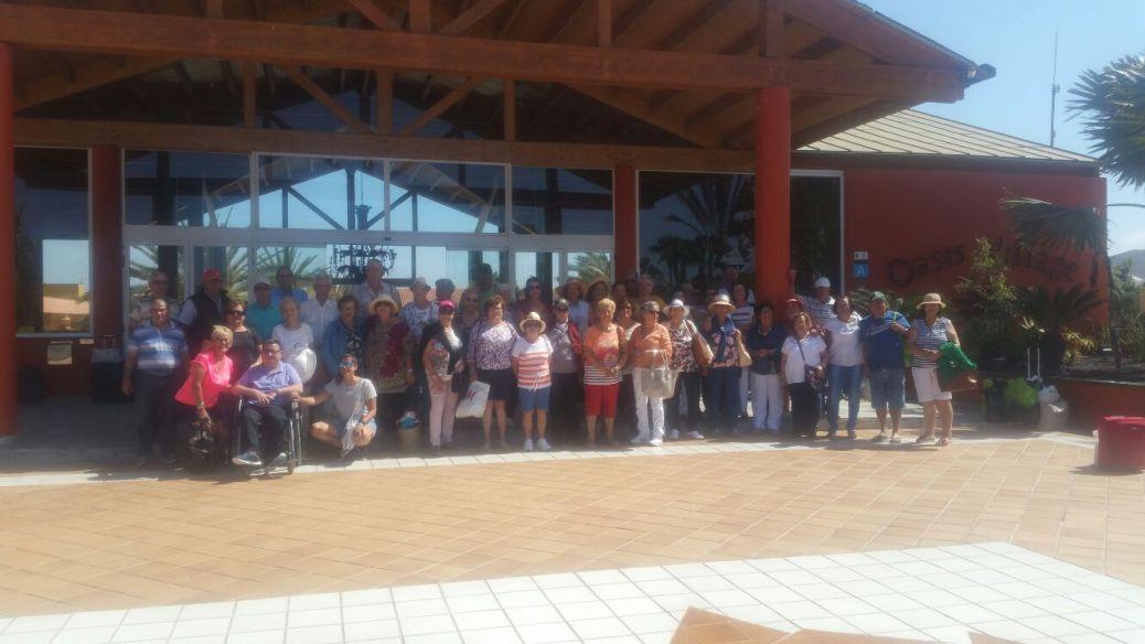 Viaje de mayores a Fuerteventura