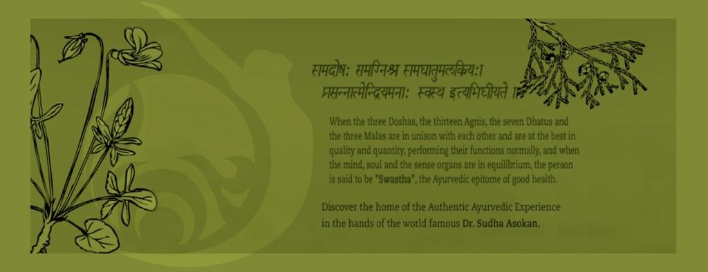 Theory of Ayurveda
