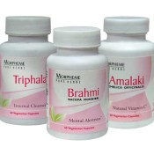 Amla + Triphala + Brahmi