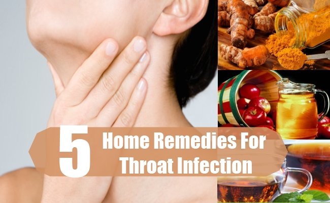 Home Remedies For Throat Infection