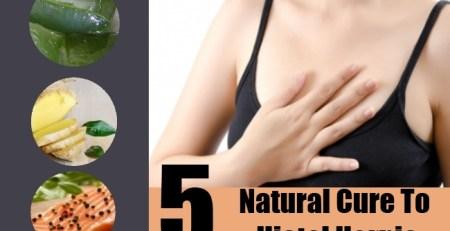 Natural Cure To Hiatal Hernia