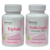 Triphala + Guggulu