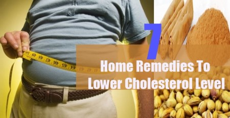 Home Remedies To Lower Cholesterol Level