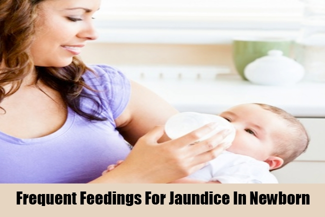 Frequent Feedings For Jaundice In Newborn