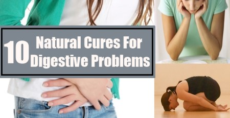 Natural Cures For Digestive Problems
