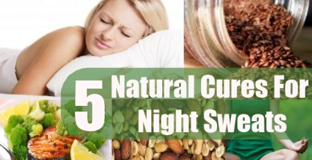 Natural Cures For Night Sweats