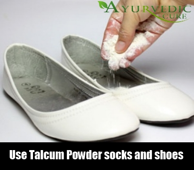 Use Talcum Powder