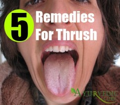 5 Effective Home Remedies For Thrush
