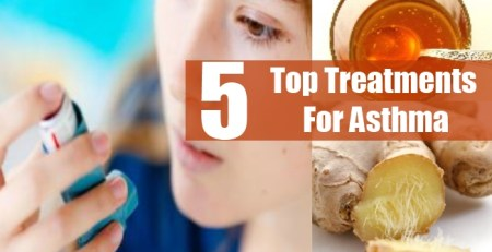 Top Treatments For Asthma