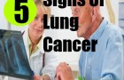 Important Signs Of Lung Cancer