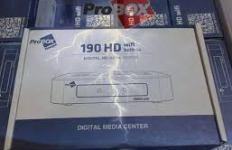 ATUALIZAÇÃO PROBOX 190 HD