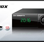 atualização evolutionbox EV 2016