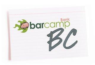BarCampBank BC