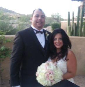 Officiant Sassi Weddings Scottsdale