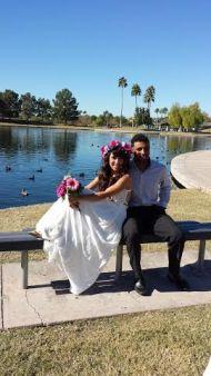 Gilbert Park Wedding