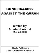Conspiracies against the Quran