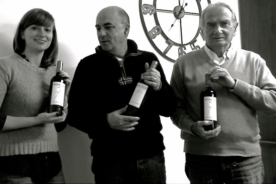 Giulia, Alessandro e Zio Giancarlo