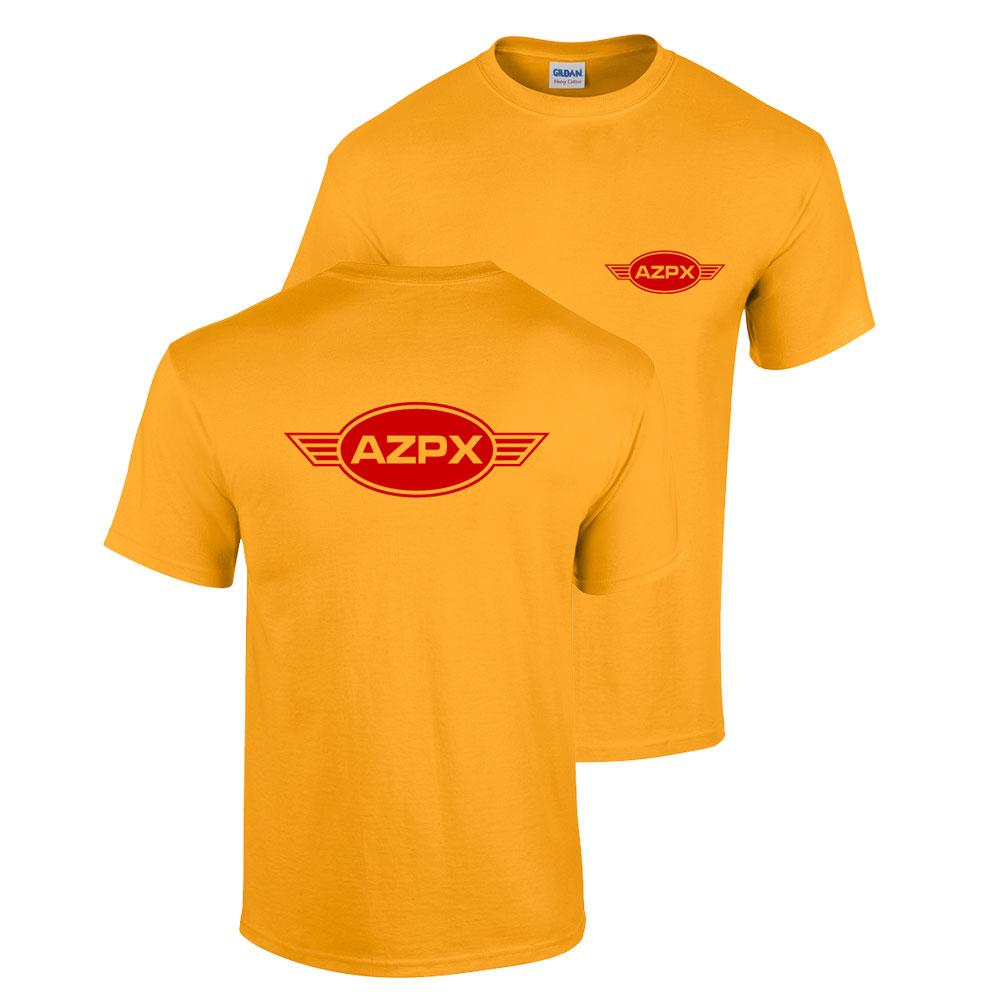Fur Goose Golden Yellow Shirt
