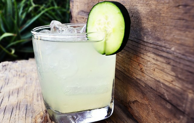 Cucumber Cooler - Azuñia Tequila