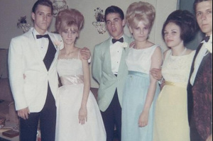 Prom Pictures 1960s