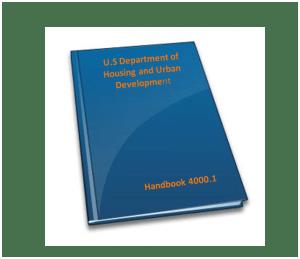 HUD 4000.1 Handbook