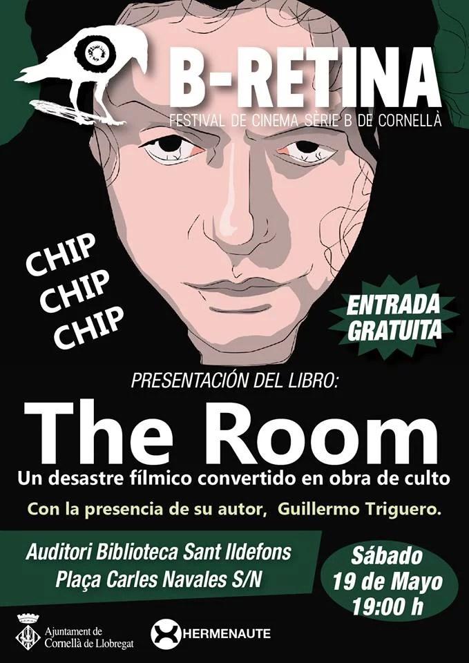 THE ROOM. UN DESASTRE FÍLMICO CONVERTIDO EN OBRA DE CULTO (EL LIBRO)