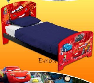 Disney Verdák  kiságy 70x140