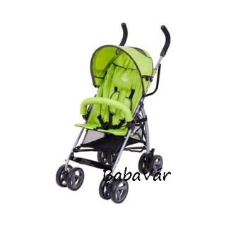 Babycab Max karfás Sportbabakocsi/ülőkocsi lime zöld