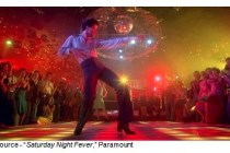 """""""Look, tonight is the future, and I am planning for it! There's this shirt I gotta buy, a beautiful shirt."""" – Tony Manero, """"Saturday Night Fever,"""" Paramount, 1977"""