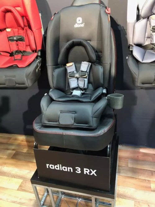 Medium Of Radian Car Seat
