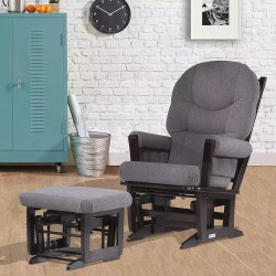 Small Crop Of Glider And Ottoman Set