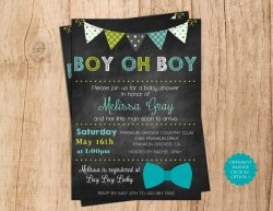 Small Of Boy Baby Shower