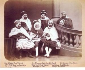 Six-chefs-algeriens-photographies-en-1860